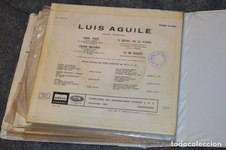 Discos de vinilo: ANTIGUO Y VINTAGE - ESTUCHE CON 12 DISCOS SINGLE VARIADOS - AÑOS 60 / 70 - HAZ OFERTA - ESTUCHE Nº02 - Foto 16 - 115941103