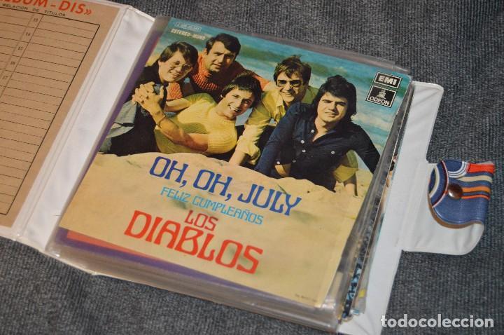 Discos de vinilo: ANTIGUO Y VINTAGE - ESTUCHE CON 12 DISCOS SINGLE VARIADOS - AÑOS 60 / 70 - HAZ OFERTA - ESTUCHE Nº03 - Foto 4 - 115941171