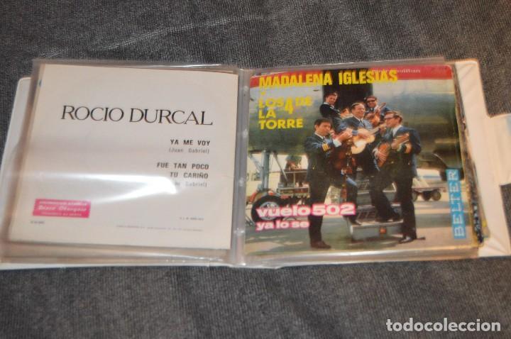 Discos de vinilo: ANTIGUO Y VINTAGE - ESTUCHE CON 12 DISCOS SINGLE VARIADOS - AÑOS 60 / 70 - HAZ OFERTA - ESTUCHE Nº03 - Foto 9 - 115941171