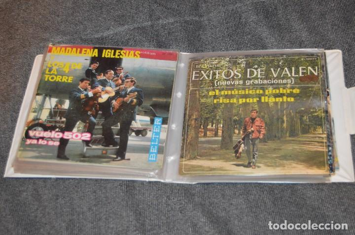 Discos de vinilo: ANTIGUO Y VINTAGE - ESTUCHE CON 12 DISCOS SINGLE VARIADOS - AÑOS 60 / 70 - HAZ OFERTA - ESTUCHE Nº03 - Foto 10 - 115941171