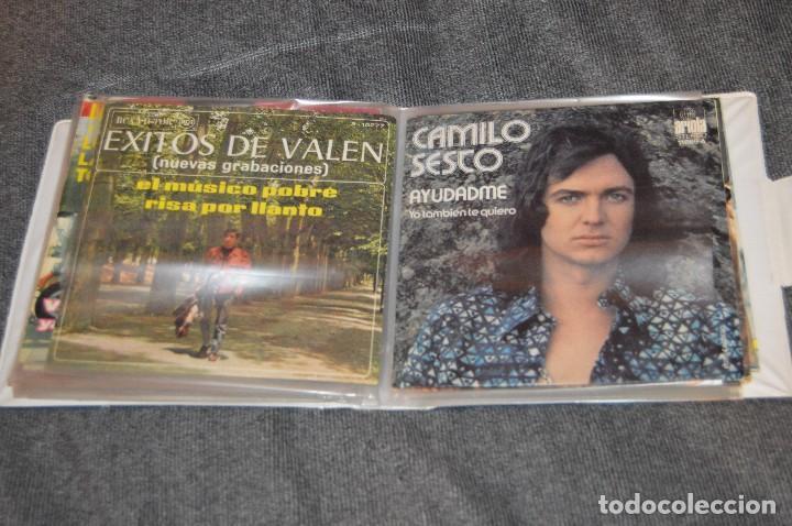 Discos de vinilo: ANTIGUO Y VINTAGE - ESTUCHE CON 12 DISCOS SINGLE VARIADOS - AÑOS 60 / 70 - HAZ OFERTA - ESTUCHE Nº03 - Foto 11 - 115941171