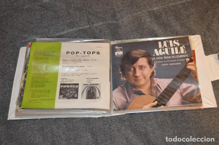 Discos de vinilo: ANTIGUO Y VINTAGE - ESTUCHE CON 12 DISCOS SINGLE VARIADOS - AÑOS 60 / 70 - HAZ OFERTA - ESTUCHE Nº03 - Foto 13 - 115941171