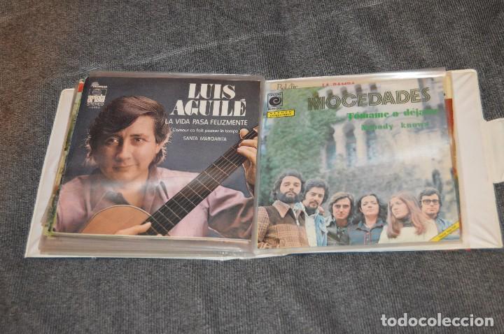 Discos de vinilo: ANTIGUO Y VINTAGE - ESTUCHE CON 12 DISCOS SINGLE VARIADOS - AÑOS 60 / 70 - HAZ OFERTA - ESTUCHE Nº03 - Foto 14 - 115941171