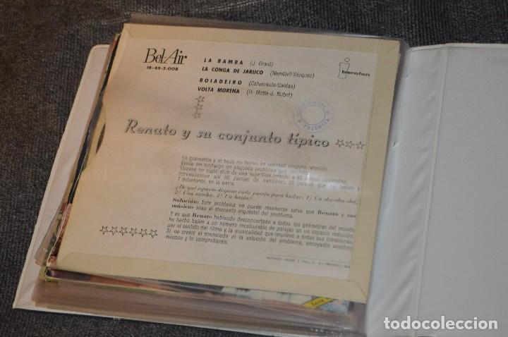 Discos de vinilo: ANTIGUO Y VINTAGE - ESTUCHE CON 12 DISCOS SINGLE VARIADOS - AÑOS 60 / 70 - HAZ OFERTA - ESTUCHE Nº03 - Foto 16 - 115941171