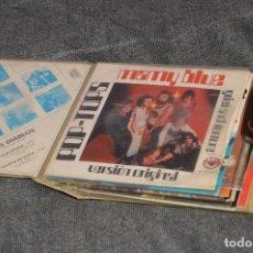 Discos de vinilo: ANTIGUO Y VINTAGE - ESTUCHE CON 12 DISCOS SINGLE VARIADOS - AÑOS 60 / 70 - HAZ OFERTA - ESTUCHE Nº04. Lote 115941331