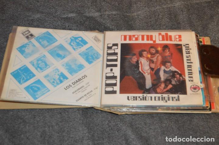 Discos de vinilo: ANTIGUO Y VINTAGE - ESTUCHE CON 12 DISCOS SINGLE VARIADOS - AÑOS 60 / 70 - HAZ OFERTA - ESTUCHE Nº04 - Foto 5 - 115941331