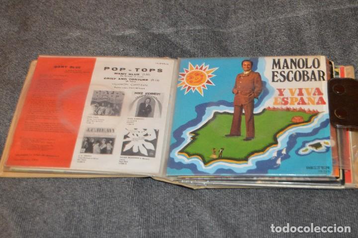 Discos de vinilo: ANTIGUO Y VINTAGE - ESTUCHE CON 12 DISCOS SINGLE VARIADOS - AÑOS 60 / 70 - HAZ OFERTA - ESTUCHE Nº04 - Foto 6 - 115941331
