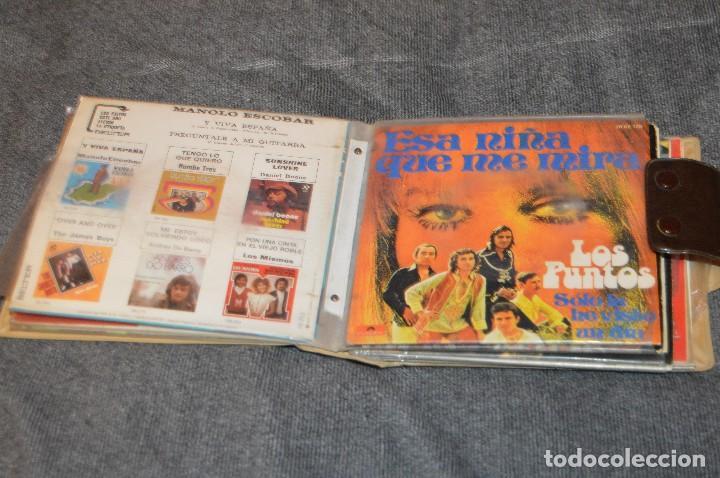 Discos de vinilo: ANTIGUO Y VINTAGE - ESTUCHE CON 12 DISCOS SINGLE VARIADOS - AÑOS 60 / 70 - HAZ OFERTA - ESTUCHE Nº04 - Foto 7 - 115941331