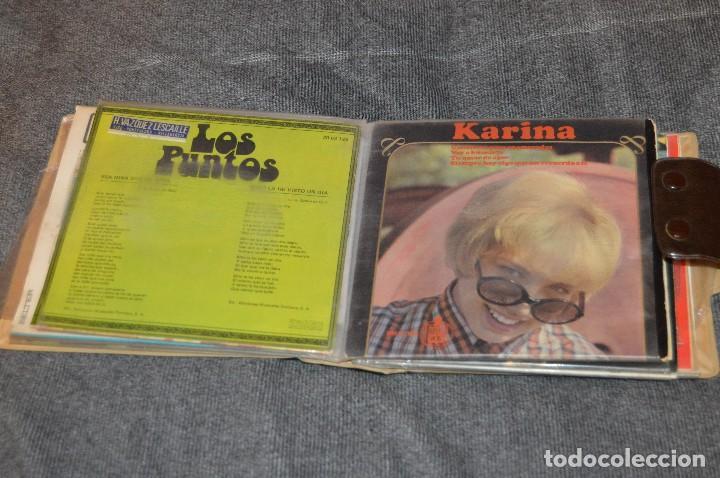 Discos de vinilo: ANTIGUO Y VINTAGE - ESTUCHE CON 12 DISCOS SINGLE VARIADOS - AÑOS 60 / 70 - HAZ OFERTA - ESTUCHE Nº04 - Foto 8 - 115941331