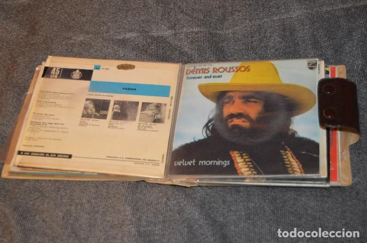 Discos de vinilo: ANTIGUO Y VINTAGE - ESTUCHE CON 12 DISCOS SINGLE VARIADOS - AÑOS 60 / 70 - HAZ OFERTA - ESTUCHE Nº04 - Foto 9 - 115941331