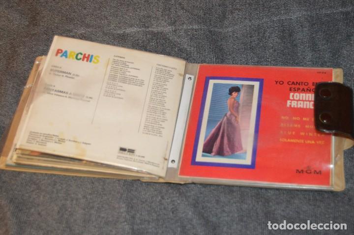 Discos de vinilo: ANTIGUO Y VINTAGE - ESTUCHE CON 12 DISCOS SINGLE VARIADOS - AÑOS 60 / 70 - HAZ OFERTA - ESTUCHE Nº04 - Foto 13 - 115941331