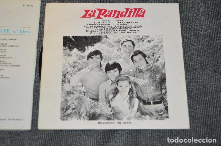 Discos de vinilo: ANTIGUO Y VINTAGE - LOTE CON 5 DISCOS INFANTILES - DISCOS SINGLE DE 45 RPM - AÑOS 60 - HAZ OFERTA - Foto 6 - 115943207