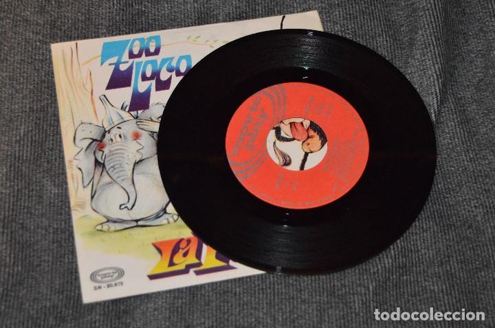 Discos de vinilo: ANTIGUO Y VINTAGE - LOTE CON 5 DISCOS INFANTILES - DISCOS SINGLE DE 45 RPM - AÑOS 60 - HAZ OFERTA - Foto 7 - 115943207