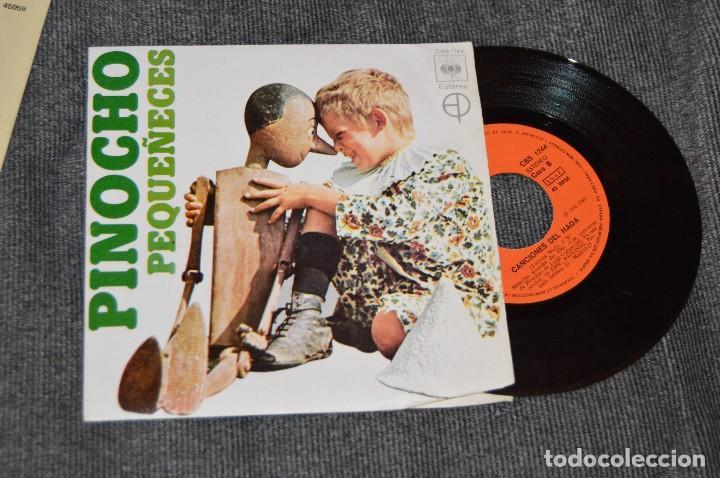 Discos de vinilo: ANTIGUO Y VINTAGE - LOTE CON 5 DISCOS INFANTILES - DISCOS SINGLE DE 45 RPM - AÑOS 60 - HAZ OFERTA - Foto 15 - 115943207