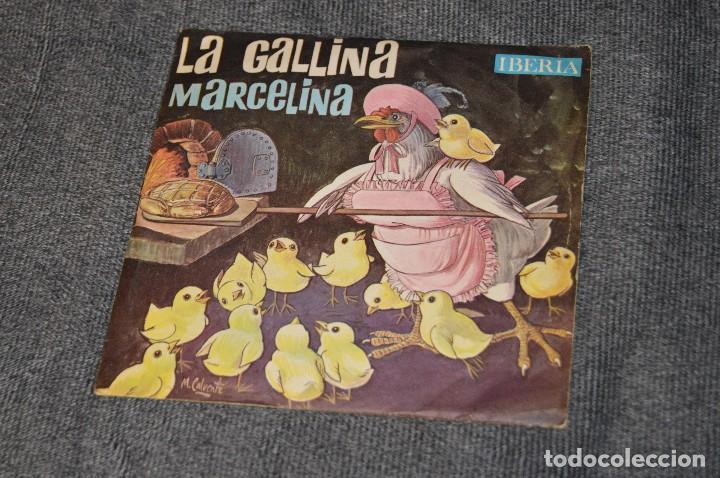 Discos de vinilo: ANTIGUO Y VINTAGE - LOTE CON 5 DISCOS INFANTILES - DISCOS SINGLE DE 45 RPM - AÑOS 60 - HAZ OFERTA - Foto 18 - 115943207