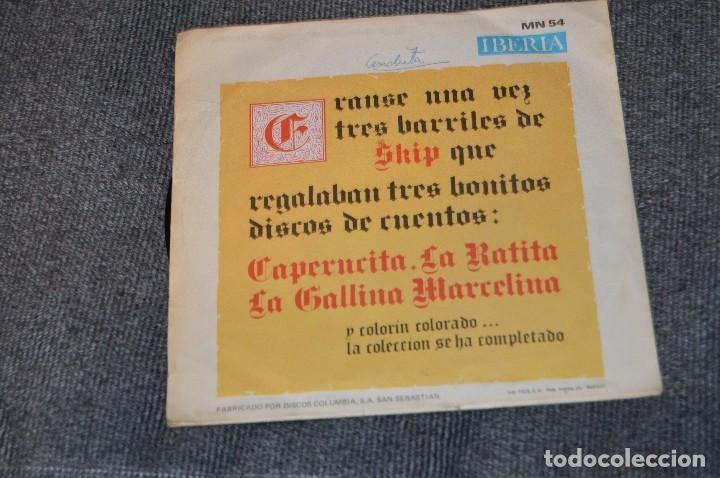 Discos de vinilo: ANTIGUO Y VINTAGE - LOTE CON 5 DISCOS INFANTILES - DISCOS SINGLE DE 45 RPM - AÑOS 60 - HAZ OFERTA - Foto 19 - 115943207