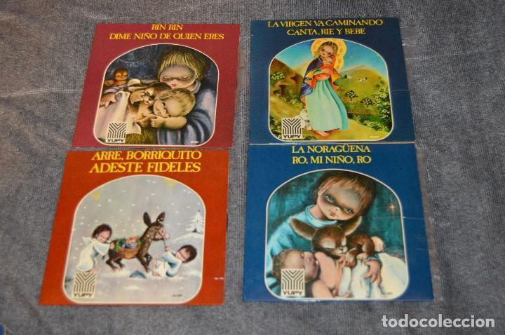 Discos de vinilo: ANTIGUO Y VINTAGE - LOTE CON 8 DISCOS VILLANCICOS - DISCOS SINGLE DE 45 RPM - AÑOS 60 - HAZ OFERTA - Foto 2 - 115944447