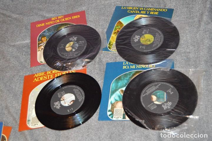 Discos de vinilo: ANTIGUO Y VINTAGE - LOTE CON 8 DISCOS VILLANCICOS - DISCOS SINGLE DE 45 RPM - AÑOS 60 - HAZ OFERTA - Foto 4 - 115944447
