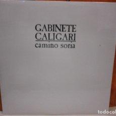 Discos de vinil: LP. GABINETE CALIGARI - CAMINO SORIA REMASTERIZADO NUEVO PRECINTADO JANVY 006 2009. Lote 47592539