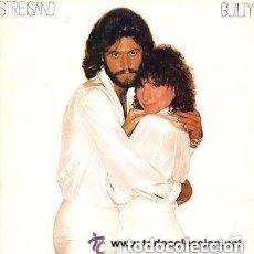 Discos de vinilo: BARBRA STREISAND - GUILTY - LP GATEFOLD CBS 1980 SPAIN . Lote 115979483