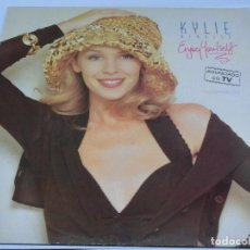 Discos de vinilo: LP - KYLIE MINOGUE - ENJOY YOURSELF - INCLUYE INSERTO - 1989. Lote 115995687