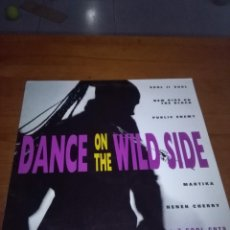 Discos de vinilo: DANCE ON THE WILD SIDE. B17V. Lote 116048219