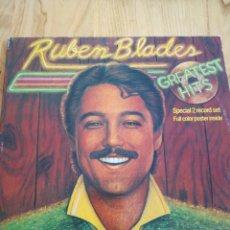 Discos de vinilo: VINILO RUBÉN BLADES. GREATEST HITS 2 DISCOS 1983. Lote 116053911