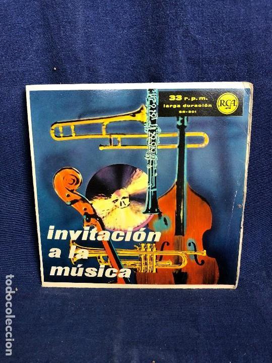 DISCOTECA DE SELECCIONES 33 1/3 CORIOLAN OVERTURE AZEVEDO HEYMAN THE THREE SUNS LARGA DURACION (Música - Discos de Vinilo - EPs - Clásica, Ópera, Zarzuela y Marchas)