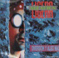 Discos de vinilo: ALEACIÓN LIGERA - ROMPES LA NOCHE / LP KONGA MUSIC DE 1990 RF-5240 . Lote 116074563