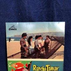 Discos de vinilo: RANCHO TAMAR NAZARÉ 2 A VOZ DO DONO PORTUGUESAS NAO VAS MAR TONHO AÑOS 50. Lote 116075383