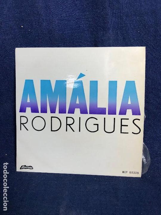 AMALIA RODRIGUES ALVORADA MEP 60339ORQUESTRA JOAO NOBRE (Música - Discos de Vinilo - EPs - Étnicas y Músicas del Mundo)