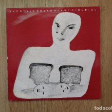 Discos de vinilo: KLAUS FLOURIDE LP ORIGINAL USA SHORTNIN BREAD JONATHAN SEGEL FEEDERZ THE SEA NYMPHS ELECTRONIC. Lote 116088939