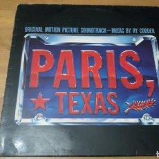 Discos de vinilo: BANDA SONORA ORIGINAL PARIS TEXAS. Lote 116098392