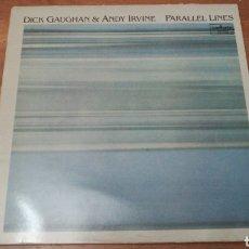 Discos de vinilo: PARALLEL LINES. Lote 116099790