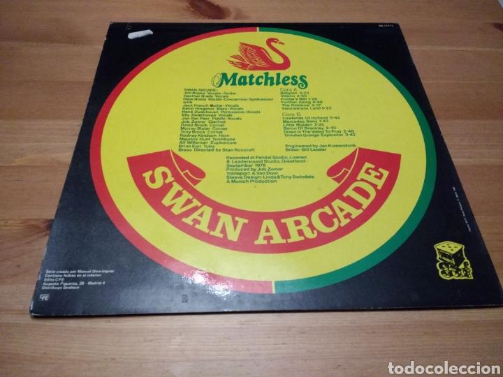 Discos de vinilo: Swan Arcade - Matchless - - Foto 2 - 116100016