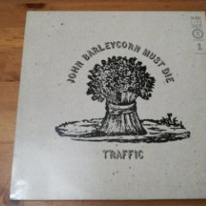 Discos de vinilo: JOHN BARLEYCORN MUST DIE. Lote 116100490