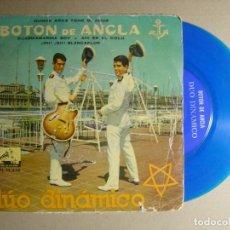 Discos de vinilo: DUO DINAMICO - BOTON DE ANCLA - SINGLE 1960 - LA VOZ DE SU AMO. Lote 116120515