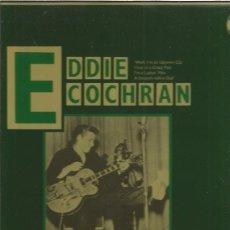 Discos de vinilo: EDDIE COCHRAN LEGEND. Lote 116123555