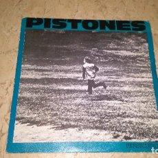 Discos de vinilo: PISTONES , GALAXIA , A-106097. Lote 116126491