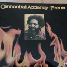 Discos de vinilo: CANNONBALL ADDERLEY PHENIX 2XLPS GATEFOLD SPAIN FANTASY 1975. Lote 116130623