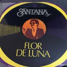 Disques de vinyle: SANTANA (FLOR DE LUNA) MAXI ESPAÑA 1978 (VIN-W). Lote 116158211