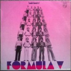 Discos de vinilo: FÓRMULA V ¡ADELANTE! PHILIPS, SPAIN 1970 LP. Lote 116162587