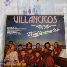 Discos de vinilo: VILLANCICOS TRADICIONALES.. Lote 116177115