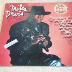 Discos de vinilo: MILES DAVIS ( YOU'RE UNDER ARREST ) 1985-HOLANDA LP33 CBS. Lote 116178771