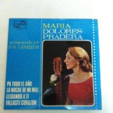 Discos de vinilo: CANTANTES ESPAÑOLAS-4 DISCOS. Lote 116180319