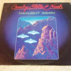 Discos de vinilo: CROSBY, STILLS & NASH ( DAYLIGHT AGAIN ) USA - 1982 LP33 ATLANTIC. Lote 116183307