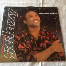 Discos de vinilo: PHIL FEARON & GALAXY ?– EVERYBODY'S LAUGHING,1984. Lote 116190479