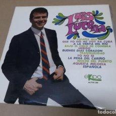 Discos de vinilo: LUIS LUCENA (LP) LUIS LUCENA AÑO 1968 – ESPAÑA MIA. Lote 116192555