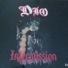 Discos de vinilo: DIO INTERMISSION LP 1986. Lote 116212971