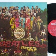 Discos de vinilo: THE BEATLES - LP SPAIN PS - SERGEANT PEPPERS - PFSL 9000 - 1ª ED. ESTEREOFONICO - 1967. Lote 116217931
